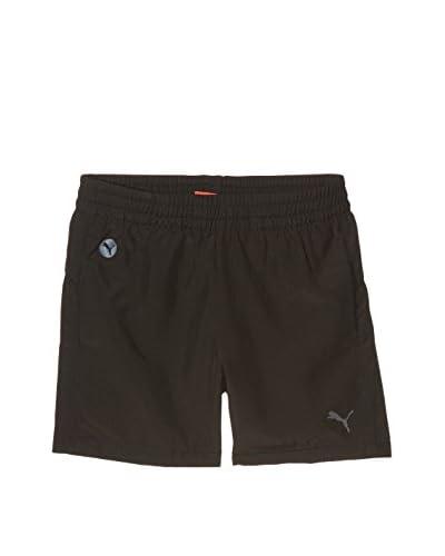 Puma Ess Shorts Girls schwarz