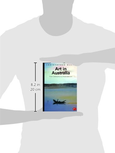 Art in Australia (World of Art) /Anglais: From Colonization to Postmodernism