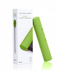 Zooka Wireless Speaker for iPad and Bluetooth Devices (Green)