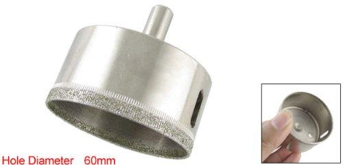 Amico 60mm Diameter Diamond Coating Tip Glass Tile Hole Saw