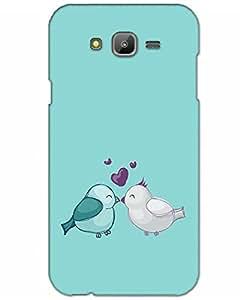 MobileGabbar Samsung Galaxy J7 Back Cover Printed Designer Hard Case