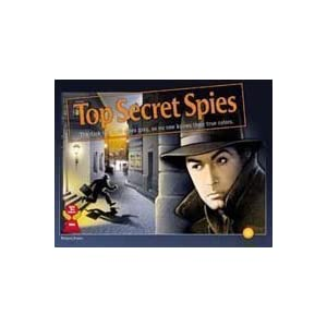 Top Secret Spies!