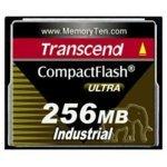 Transcend TS256MCF100I - 256MB IND CF ULTRA