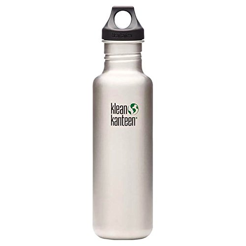 Klean Kanteen Wide Mouth Bottle with