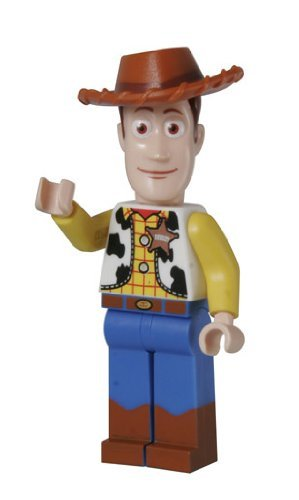 Lego Toy Story Minifigure - Woody Amazon.com