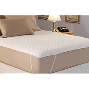 "Restful Nights® Waterbed Mattress Pad/Cover Queen Size (60"" x 84"")"