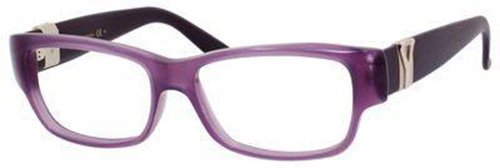 Yves Saint Laurent Yves Saint Laurent 6383 Eyeglasses-0799 Violet Plum-52mm