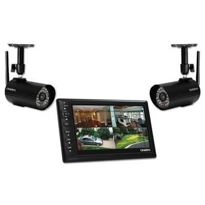 Uniden Wireless Video Surveillance