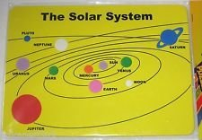 The Solar System Foam Puzzle - 1