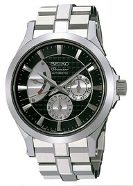 Mens Watches SEIKO SEIKO PREMIER SPB001