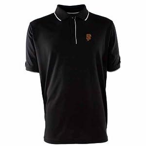 San Francisco Giants Elite Polo Shirt (Team Color) by Antigua