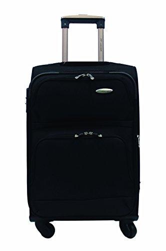 Princeware Princeware Scorpio Nylon 78 Cms Black Suitcase (6956)