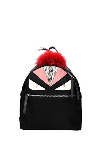 mochila-fendi-mujer-nylon-negro-y-multicolor-8bz035tzpf03b0-negro-12x295x335-cm
