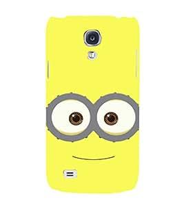 EPICCASE minionglasses Mobile Back Case Cover For Samsung Galaxy S4 (Designer Case)