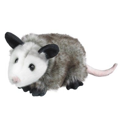 Wildlife Artists Opossum Stuffed Animal Conservation Critter front-496677