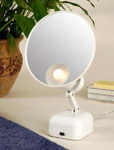 Floxite15x SUPERVISION Magnifying Mirror Light