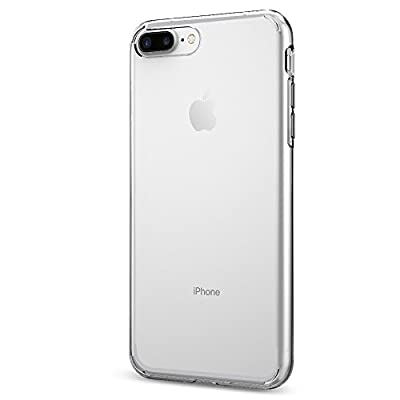 iPhone 7 Plus Case, Spigen® [Liquid Crystal] Variation Parent from Spigen