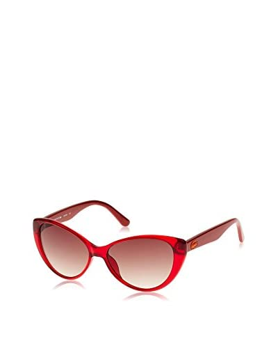 Lacoste Gafas de Sol Kids L3602S (50 mm) Rojo