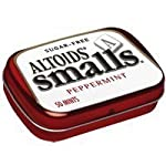 Altoids Small Sugar Free Curiously Strong Mints, Peppermints Flavor - 0.37 Oz, 9 Pack