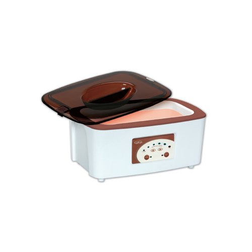 New GiGi Digital Paraffin Warmer Steel