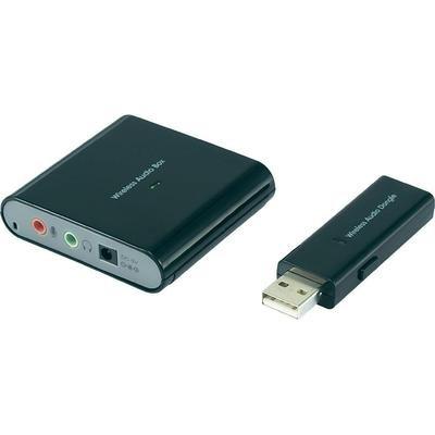 transmetteur usb audio sans fil 2 4 ghz audiomans shops