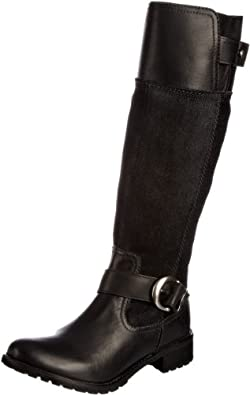 Timberland Women's 20668 Earthkeepers Bethel Knee-High Boot,Black,6 M US
