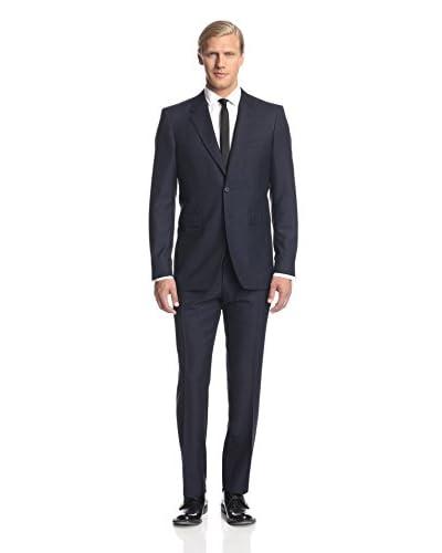 Burberry Men's Modern Fit Notch Lapel Suit