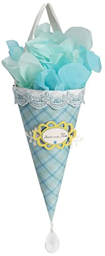 Sizzix Bigz Pro Die - Cone by Jen Long (Sizzix Cone Die compare prices)