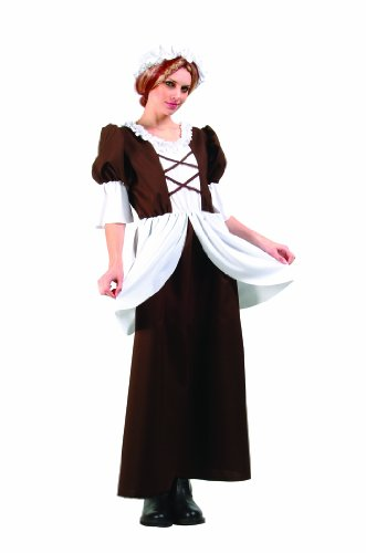 RG Costumes Women's Colonial Lady