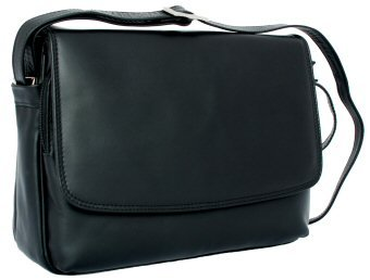 Visconti Leather Handbag Style 03190 Black