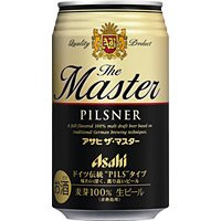 アサヒ ザ・マスター 350ml×24本