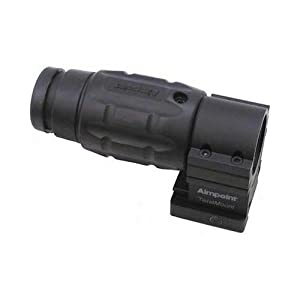 Aimpoint 3X Magnifier with Twist Mount Picatinny Spacer Kit by AimPoint