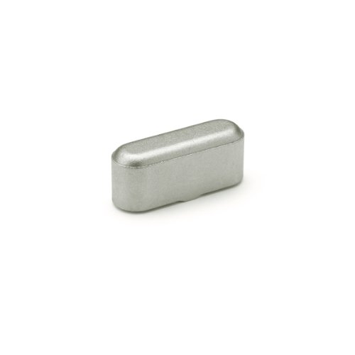 316 Stainless Steel Wing Nut, Grade 8, Right Hand Threads, Blind Tapped Thread, Class 2B 3/8