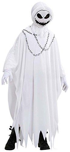 Widmann 74627 - Costume 'Fantasma Maligno' in Taglia 8/10 Anni