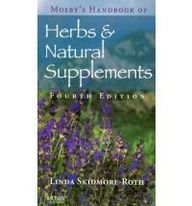 Mosby'S Handbook Of Herbs & Natural Supplements - Text And E-Book Package, 4E