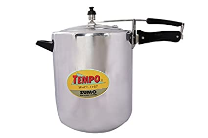 Tempo TP0902 Aluminium 15 L Pressure Cooker (Outer Lid)