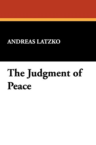 The Judgment of Peace