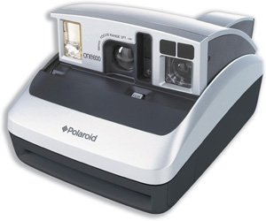 Polaroid Instant Camera One 600 Ultra Focus Free Ref 644588