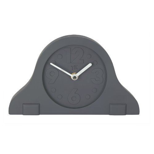 Thomas Kent Opus Mantel Clock - Graphite Ck7004