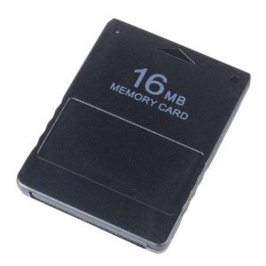 Neewer (3x) 16MB 16 MB Memory Card for SONY PS2 Playstation2 PS 2