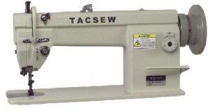 Tacsew GC6-6 Walking Foot Feed Industrial Upholstery Sewing Machine, M Bobbins, 1/2