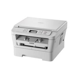 Brother Equipo Multifuncion Laser Negro A4 20Ppm Usb Copiadora Escaner Impresora 1 Año Garantía