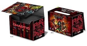 Ultra Pro Chaotic Side-Loading Deck Box - Holds up to 80 cards! #82217 - 1