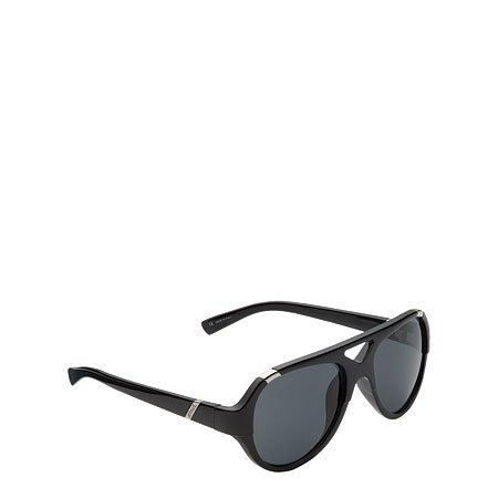 Anon Mens Fletch Black Round Sunglasses