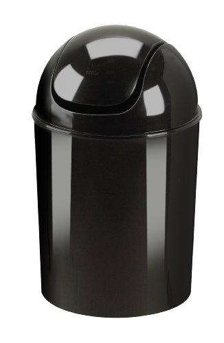 Umbra Mini Recycled Polypropylene Waste Can BlackB0000V0AH2