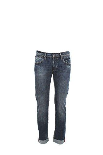 Jeans Uomo 0/zero Construction FABACO/S SW330 Denim Autunno/Inverno Denim 34
