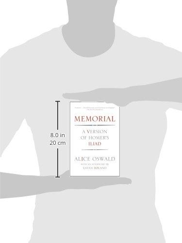 Memorial: A Version of Homer's Iliad