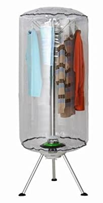 Clothes dryer portable electric clothes airer
