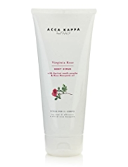 Acca Kappa Virginia Rose Body Scrub 200ml