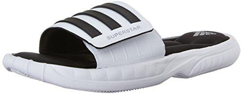 adidas-performance-mens-superstar-3g-slide-sandalwhite-black-silver10-m-us